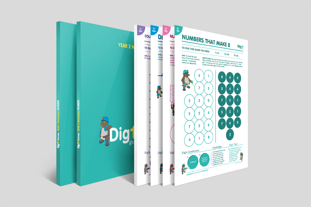 Key Stage 1 - All Number Topics | Dig1t