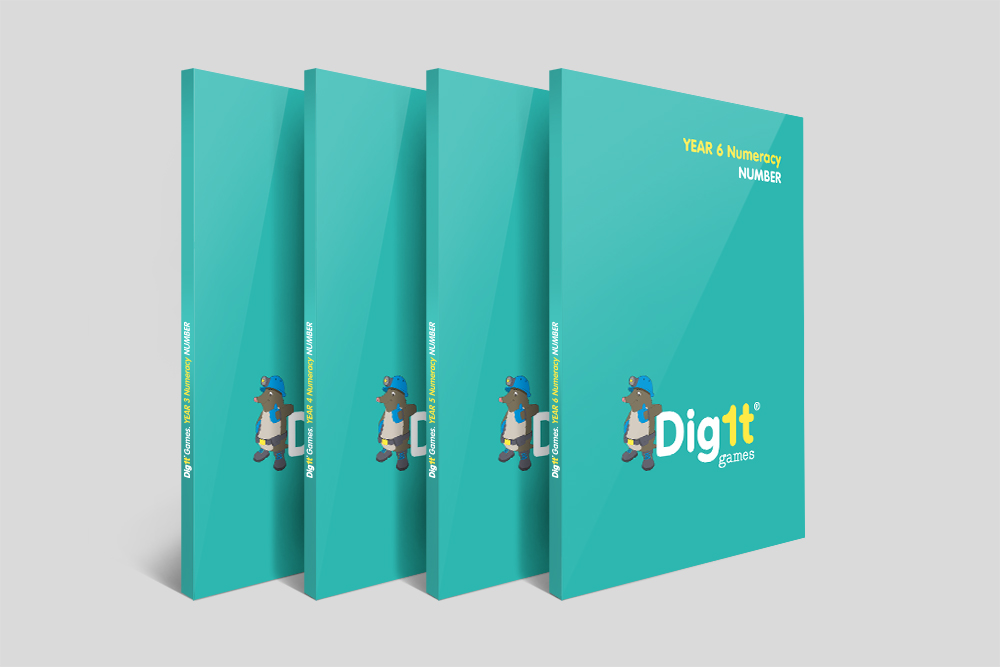 Key Stage 2 - All Number Topics | Dig1t