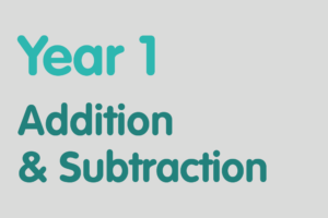 Year 1 activities for practising: Addition & Subtraction