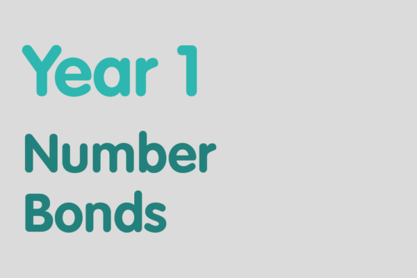 Year 1 activities for practising: Number Bonds