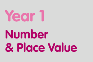 Year 1 activities for practising: Number & Place Value