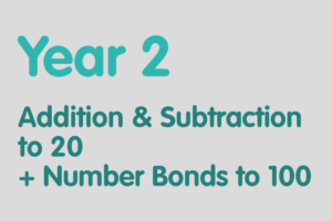 Year 2 activities for practising: Addition & Subtraction to 20 and Number Bonds to 100