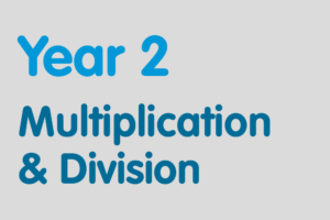 Year 2 activities for practising: Multiplication & Division