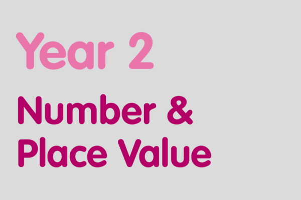 Year 2 activities for practising: Number & Place Value